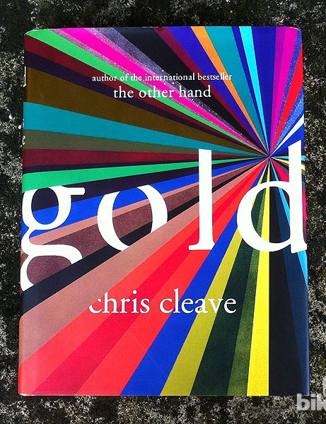 Gold, by Chris Cleave