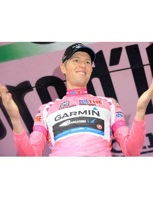 Why not? Giro d'Italia winner Ryder Hesjedal says he can win the Tour de France as well