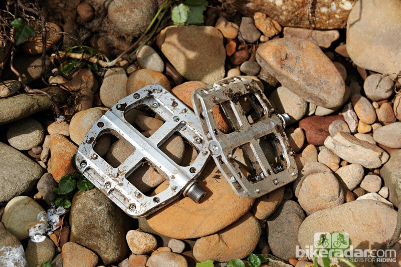 Loaded AMX Signature CroMo pedals