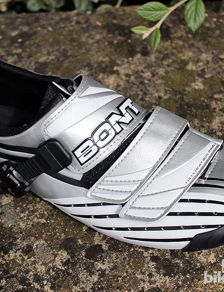 Bont a-three road shoe