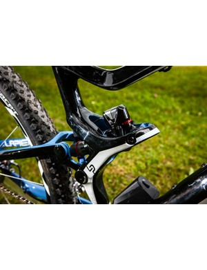 RockShox worked with Lapierre on the E.I Shock