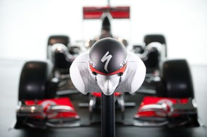 The new S-Works + McLaren TT has benefited from McLaren's Formula 1 expertise in aerodynamics
