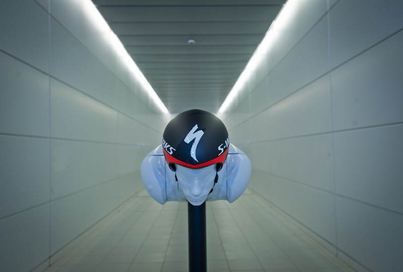 The S-Works + McLaren TT helmet promises new levels of aerodynamics from a helmet