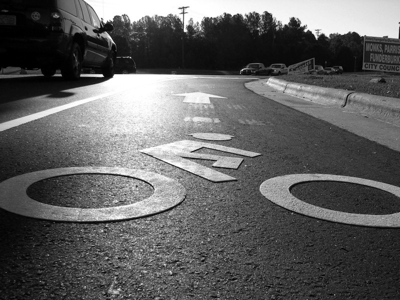 A battle brewing over bike lanes in Eugene, OR