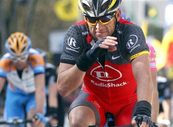 Lance Armstrong will have to face doping charges brought by USADA