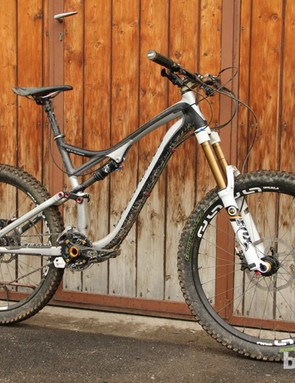 Our Specialized Stumpjumper EVO test bike fully kitted out