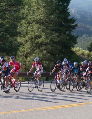 The Iron Horse Classic is a popular amateur event based out of Durango, Colorado