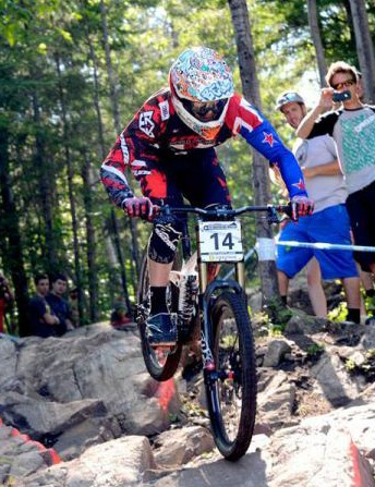 27-year-old Justin Leov has been on the pro circuit since 2004