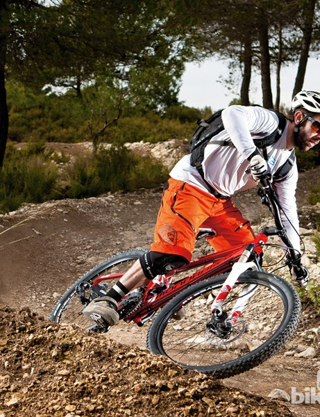 Our testers have described the Tracker as a keenly priced excuse to give full suspension a go, and well up for long-term upgrading