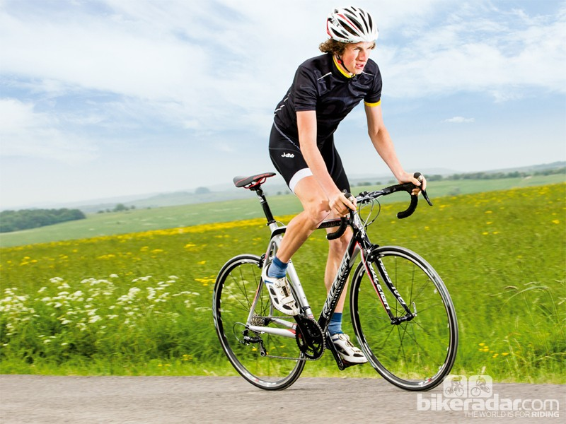 With an exciting ride feel, the SP Comp is a competitive rider's ideal companion