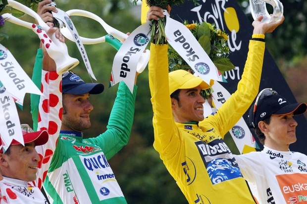 Enter the weekly Tour de France mini challenges to win a virtual jersey