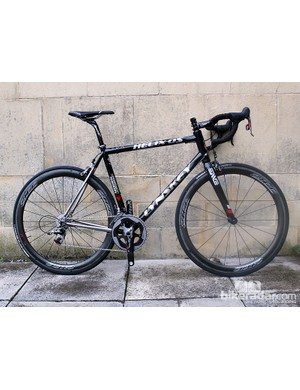 The Helix OS is Lynskey's top of the line race bike