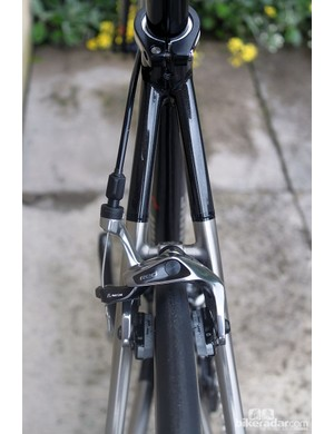 The rear end on the Helix OS