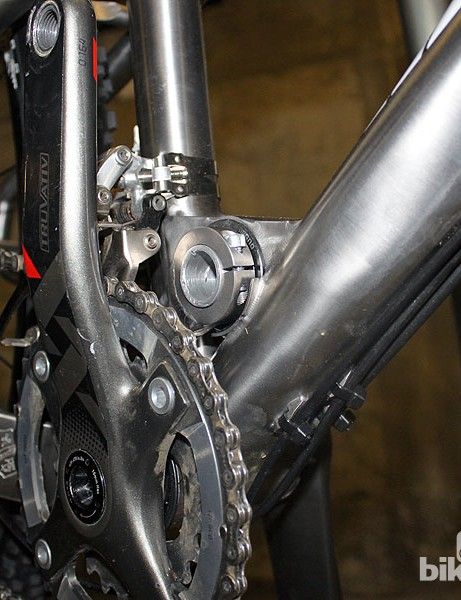 Lynskey have developed a range of full suspension mountain bikes, the Pro series, for 2013
