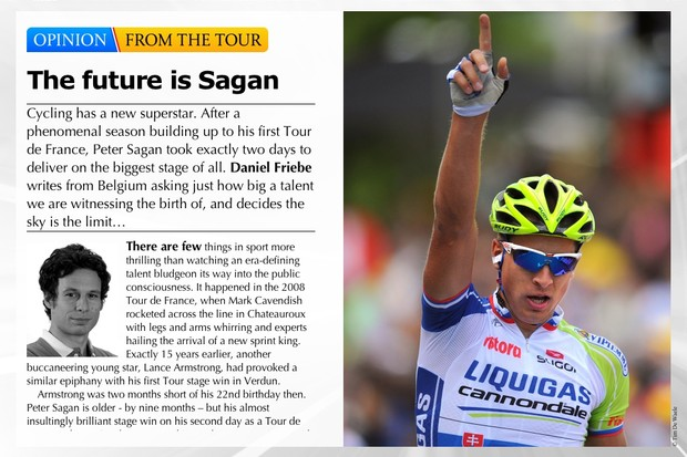 The future is Sagan