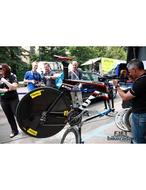 Teams spend hours in the wind tunnel but according to Garmin-Sharp sports scientist Robby Ketchell, these days the most significant gains are made through equipment since experienced riders already have refined positions that are also highly restricted by the UCI.