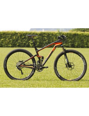 Scarp 29er – restricted to going flat out?