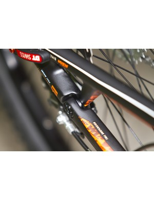 Neat design, neater finish and noticeable performance form the pivots on the Scarp 29er Prestige