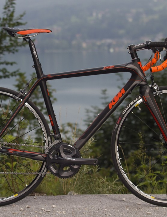 The Strada 5000 Ultegra