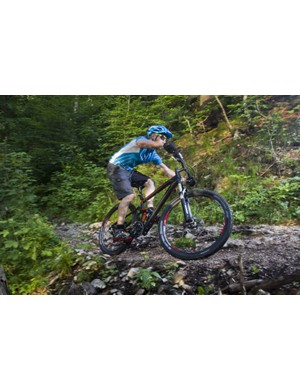 The Lycan 651 650B  carries speed, carves corners and races through the rough. Extremely enjoyable
