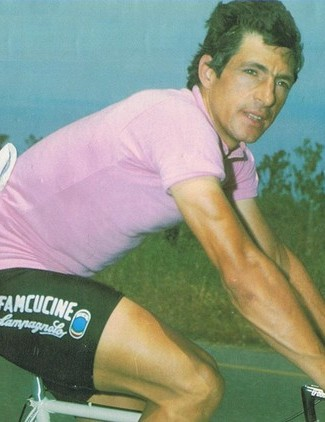 Cycling legend Francesco Moser will attend the two-day expo for the Los Angeles Giro d'Italia Gran Fondo