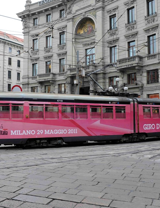Think pink: RCS Sport plans to expand the Giro d'Italia Gran Fondo series to other US cities next year