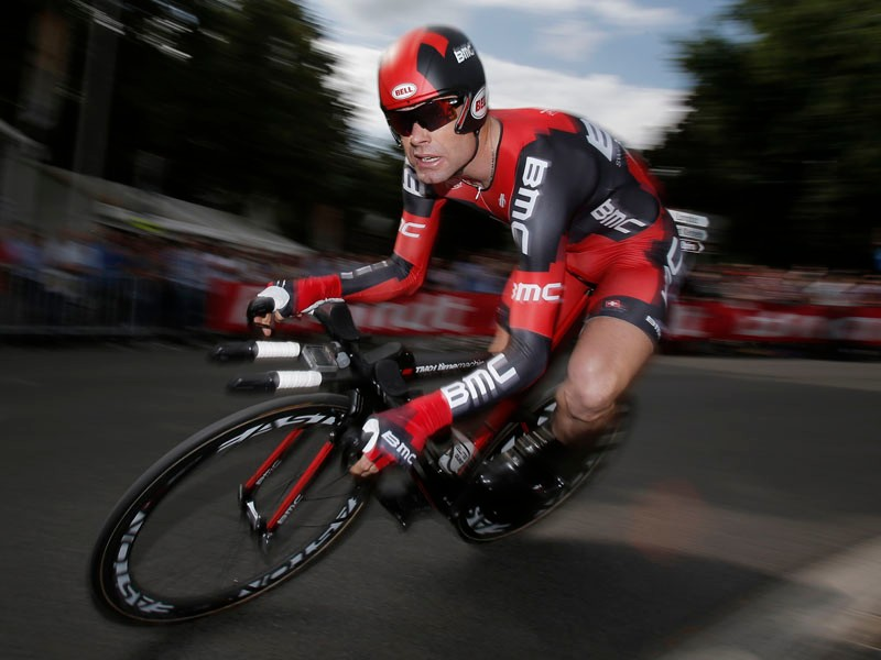 Cadel Evans needs to limit his losses to Wiggins in the time trial