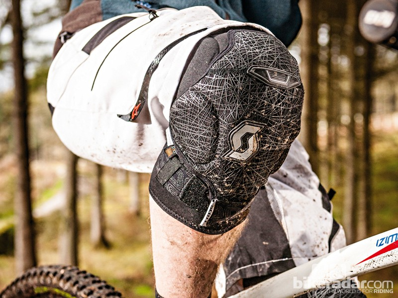 Scott Grenade Pro II knee pads