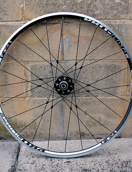 A full set adds just 3.5g to a rear wheel
