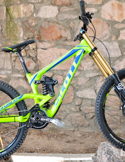 Scott's 2013 Gambler should be available this fall