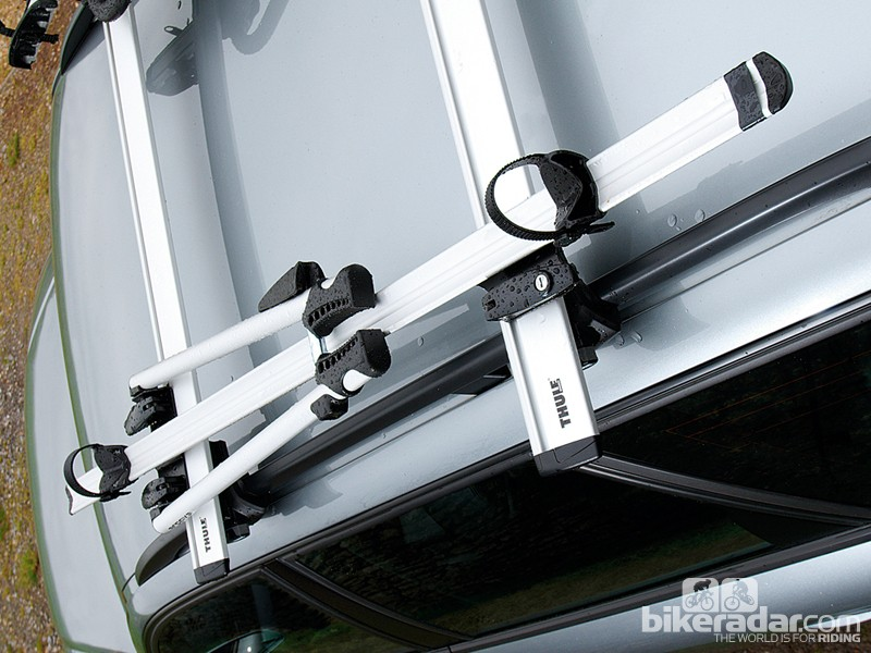 Exodus single roof mount cycling carrier