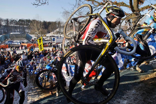 The traditionally European winter sport of cyclo-cross is coming to Australia