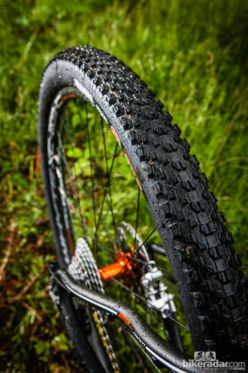 869da68e38d Maxxis Ikon 2.2in tyres are great go-fast 29er rubber, so it's great
