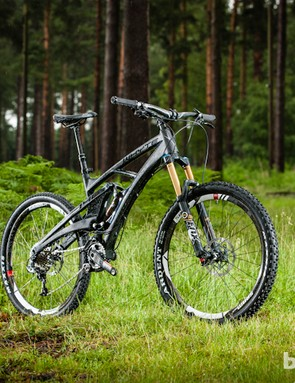 The 146 X1 is the state-of-the-art aggro trail bike in the Whyte range