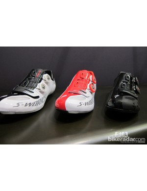 Specialized's new S-Works road shoe