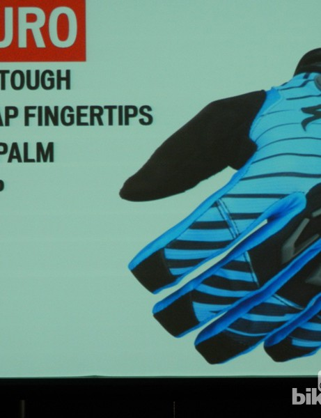 Just some of the claimed benefits of the Enduro glove