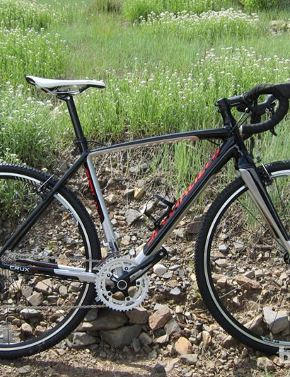 Specialized will continue to offer two alloy Crux frames