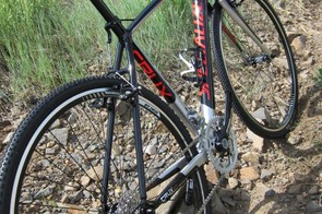 The alloy frame has won national championships and World Cups