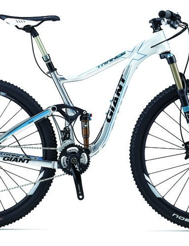 Giant has officially announced the new Trance X 29er trail bike platform for 2013. The top-end Trance X 29er 0 will come with FOX CTD suspension and a Shimano Deore XT 2x10 group