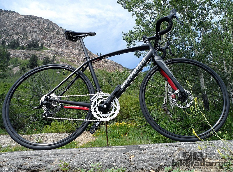 Specialized Secteur Sport Disc, which comes in under the Cycle to Work price point, will appeal to many