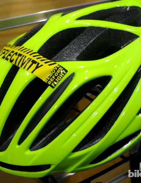 A new hi-viz colour for the mid-range Echelon lid