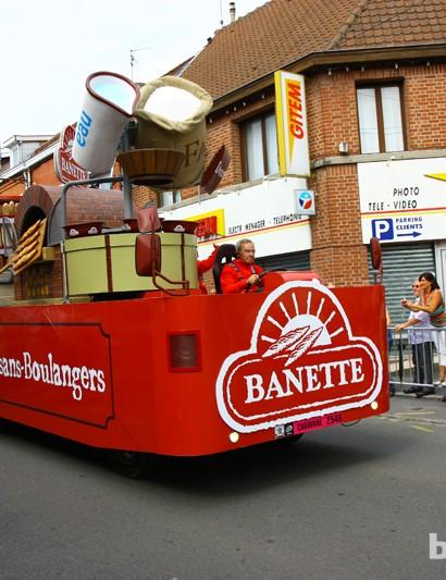 Anyone fancy a baguette?