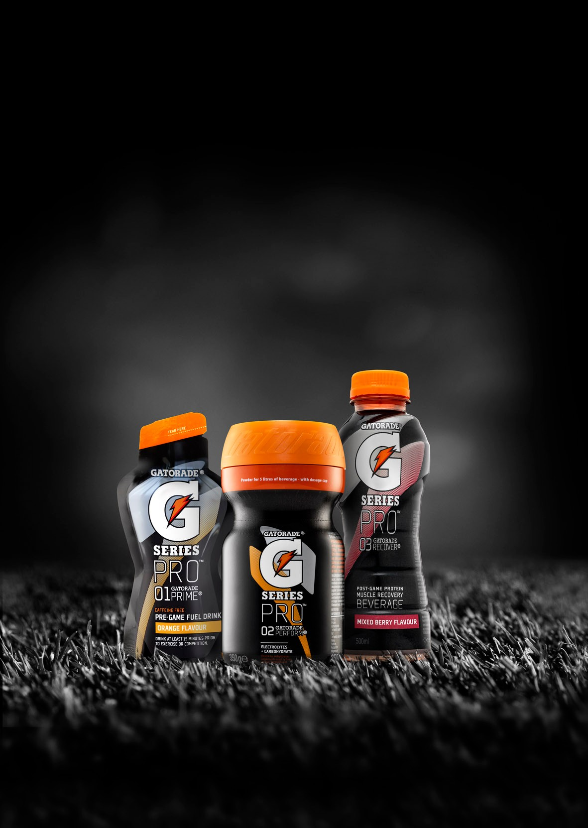 Win from within with Gatorade G Series Pro nutrition