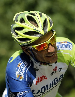 Ivan Basso will make his Tour of Britain debut this year