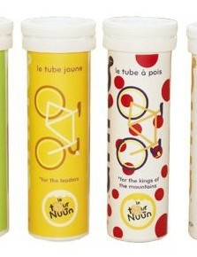 You can win these special edition Tour themed nuun goodies this week!
