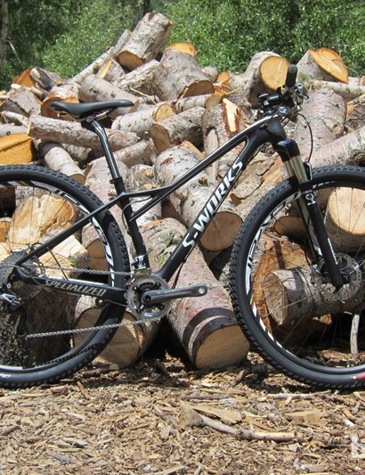 Specialized's new FACT IS 11m carbon S-Works Fate women's 29er