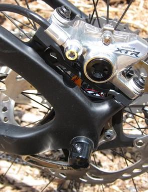 Shimano's XTR Race brake