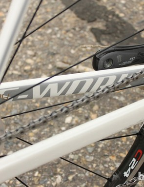 Internal routing and S-Works level FACT TM 11r material