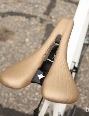 The Body Geometry Dura and CoblGobl-R seat post
