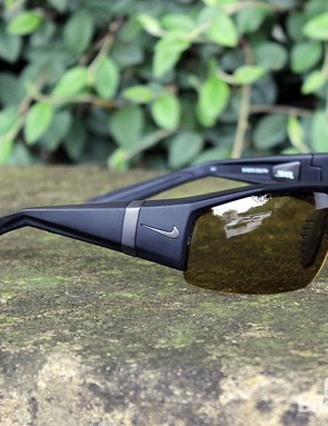 The green tint of Nike MAX Transitions is said to enhance vision in natural environments
